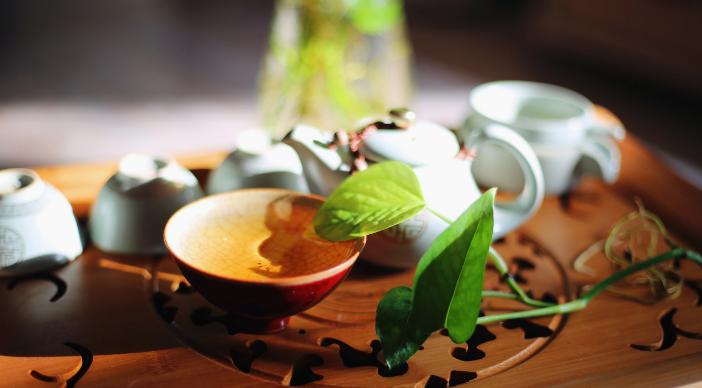 茶就泡几分钟 有益成分全溶解