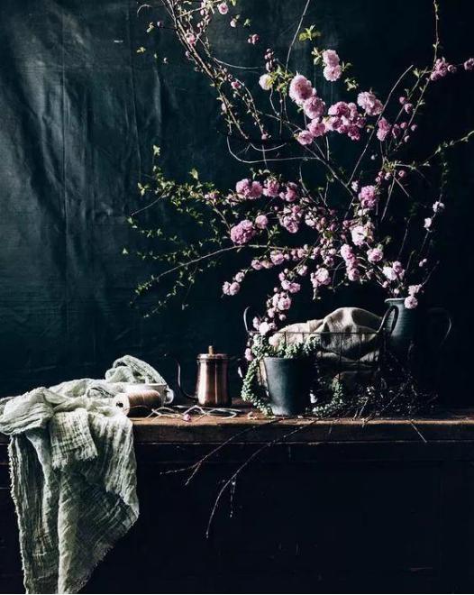 插花艺术,五种插花美告诉你的人生真理!